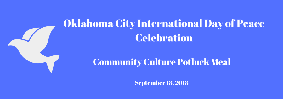 Oklahoma City Day of Peace Celebration 2018