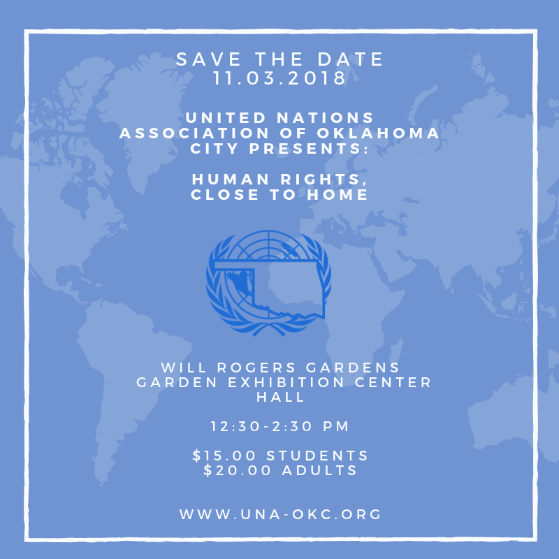 UN Day 2018 Save the Date