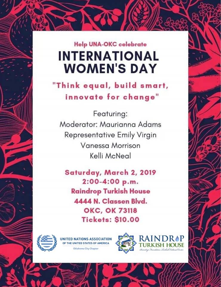 RDTH AND UNA IWD FLYER